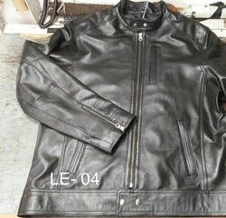 LEATHER JACKETS from SCQI CREATION