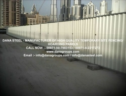 Leading fencing sheet supplier in trinidad  from DANA GROUP UAE-OMAN-SAUDI