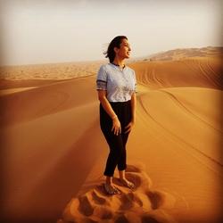 Evening Desert Safari from HAPPY ADVENTURES TOURISM LLC