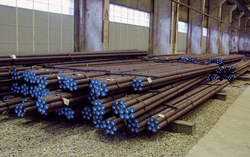 Carbon Steel Round Bars from KALPATARU PIPING SOLUTIONS