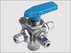 5 Way Ball Valve from KALPATARU PIPING SOLUTIONS