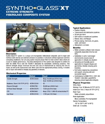 Syntho Glass XT - Extreme Strength Fiberglass Composite System from AL SAD IMPORTING & TRADING EST. (AL SAD)