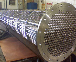 Heat Exchangers / Reboilers / Condensers from METAL TRADING CORPORATION