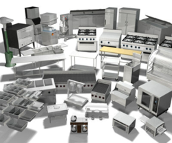 Kitchen Equipments at UAE from CARRIER POINT