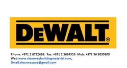 Top Suppliers of Dewalt Tools in Oman