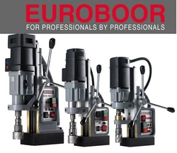 EUROBOOR MAGNETIC DRILL MACHINE