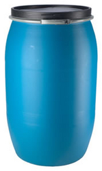 plastic drum 55 gallon closed open top from IDEA STAR PACKING MATERIALS TRADING LLC.
