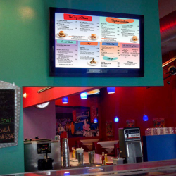 Digital Menu Boards from MINDSPACE DIGITAL SIGNAGE