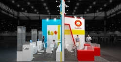 EXHIBITION STAND DESIGNERS from BASE PLATE INTERIOR