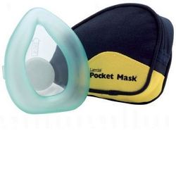 Laerdal Pocket Mask from ARASCA MEDICAL EQUIPMENT TRADING LLC