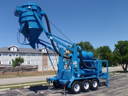 SAND CONVEYING EQUIPMENT