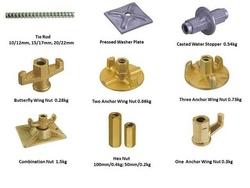 Wall Shuttering & Scaffolding Accessories from AL SARD GENERAL TRADING LLC