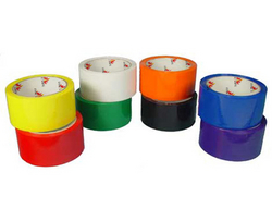 Bopp color Tape manufrcture in uae