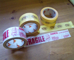 Custom Printed Tape Supplier in uae from ABKO INDUSTRIES CO. LLC
