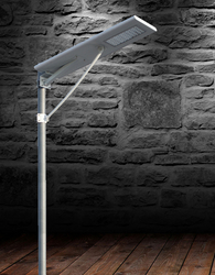 Solar lamp(all in one)-50w-60w