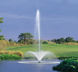 Aqua Control Fountains from HYDROTURF INTERNATIONAL FZCO