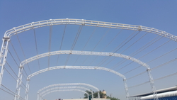 Steel Fabrication in UAE from ECO SENSE GENERAL CONTRACTING
