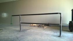 Steel Handrails in Abu Dhabi from SAVE CHOICE GENERAL CONTRACTING & TRANSPORTING EST