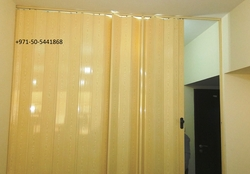 pvc partitions in sharjah