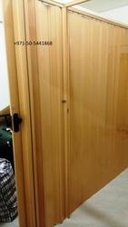 pvc partitions in ajman from SAHARA DOORS & METALS LLC