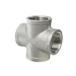 Cross Pipe Fitting from SHUBHAM ENTERPRISE