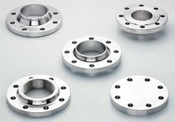 Alloy Steel Flanges from SHUBHAM ENTERPRISE