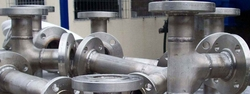 STAINLESS STEEL FABRICATED PIPES from EMIRATES TOWER ENGINEERING WORKS LLC