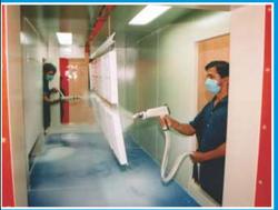 Powder coating  from RAJ SYSTEM PVT LTD