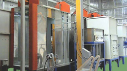 Powder coating equipment from RAJ SYSTEM PVT LTD