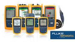 Fluke Networks in Dubai from SYNERGIX INTERNATIONAL