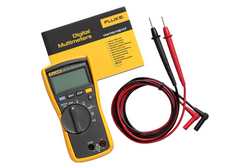FLUKE 110 SERIES DIGITAL MULTIMETERS from SYNERGIX INTERNATIONAL