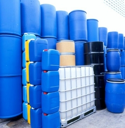PLASTIC CONTAINER AND BARRELS from IDEA STAR PACKING MATERIALS TRADING LLC.