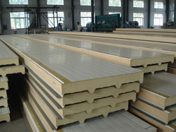 Sandwich Panel In Gabon from GHOSH METAL INDUSTRIES LLC