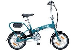 MAKITA BBY180Z MOTOR-ASSISTED BICYCLE from AL TOWAR OASIS TRADING
