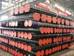 CARBON STEEL PIPES from OM TUBES & FITTING INDUSTRIES