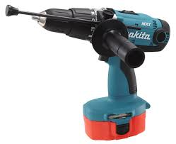 MAKITA 8444DWAE CORDLESS PERCUSSION DRIVER DRILL from AL TOWAR OASIS TRADING