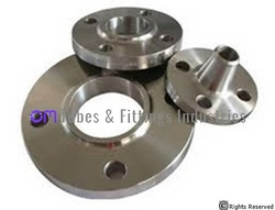 Titanium Flanges from OM TUBES & FITTING INDUSTRIES