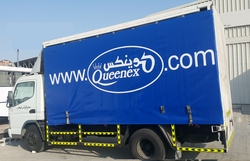 Printing Facility on Tarpaulins in UAE from ECO SENSE GENERAL CONTRACTING