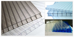 Multiwall Polycarbonate Sheets from SABIN PLASTIC INDUSTRIES LLC
