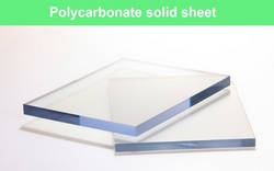 Solid Polycarbonate Sheets from SABIN PLASTIC INDUSTRIES LLC