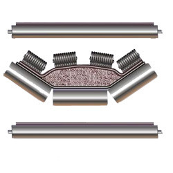 Conveyor Belts and Roller from SONI BROTHERS