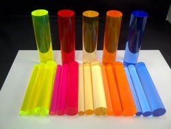 Transparent Decoration Rods from SABIN PLASTIC INDUSTRIES LLC