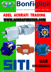 SITI GEARBOXES  - BONFIGLIOLI GEARBOXES