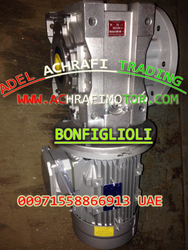 BONFIGLIOLI  ELECTRIC MOTORS GEARBOXES  from ADEL ACHRAFI TRADING EST BRANCH