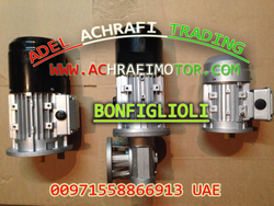 ALL TYPES GEARBOXES OF BONFIGLIOLI BRAND