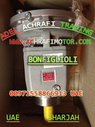 BONFIGLIOLI  HELICAL GEARBOXES IN UAE from ADEL ACHRAFI TRADING EST BRANCH 1