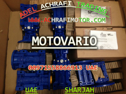 MOTOVARIO WORM & HELICAL GEARBOXES