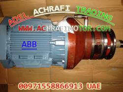 ADEL ACHRAFI TRADING ABB ELECTRIC MOTORS & GEARBOXES