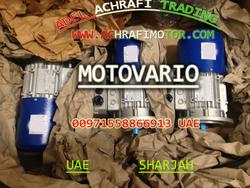 GEARBOXES MOTOVARIO & BONFIGLIOLI MOTORS