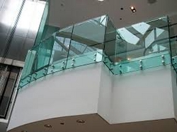 GLASS RAILING from AL RUWAIS ENGINEERING CO.L.L.C